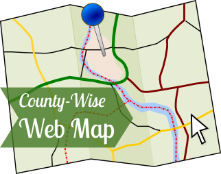 launch the web map